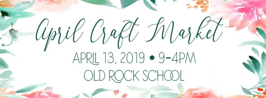 2019 April Craft Market
