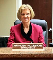 Frances Hildebran Counselwoman