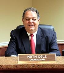 Keith Ogle Councilman