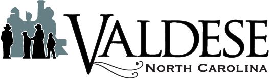 Town of Valdese logo
